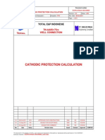 Cathodic Protection Calculation