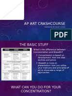 ap art crashcourse