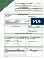 Form14 Cadastro de Transportadoras de Residuos