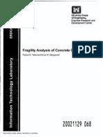 Fragility Analysis of Concrete Gravity Dams.pdf