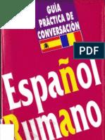 Guía Práctica de Conversación. Español - Rumano