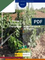 Ahorro y Eficiencia Energética en La Agricultura de Regadio