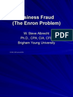 Financial Statement Fraud.enron.aicpA