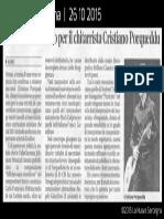 [ITA] - La Nuova Sardegna su Affiches sans moralisme