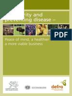 Pb11380 Biosecurity Preventing Disease 060313