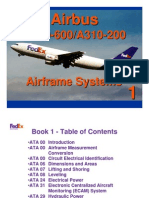 Airbus 00 A300 A310 Airframe System Introduction