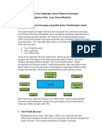 Aspek Sosial Dan Lingkungan Dalam Pelaporan Keuangan