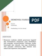 REFERAT Demensia Vaskular (Famela)