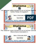 Diplomas Plan Till A