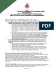 Scheda Impatto Pisa Interventi Sicurezza 3 Agosto 2015