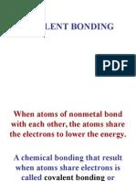 1B Chapter3 CovalentBonding Part1