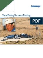 SLB Thru Tubing Catalog