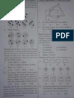 Sample Paper NTSE Stage I (2016)