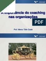 A Importancia Do Coaching Nas Organizacoes