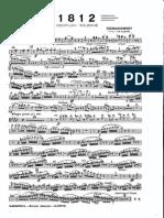 1812 OVERTURE TCHAIKOVSKY ARR IZQUIERDA Flauta
