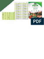 Calendario Lunare Delle Semine 2014