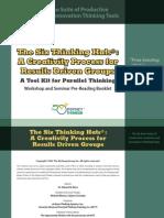 Six Thinking Hats Pre Reading