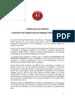 Concepto Pichoniano de GRUPO