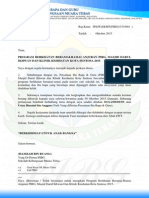 Surat Program Khatan