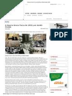 A Guerra Greco-Turca de 1919, Por André Araújo _ GGN