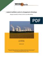 Rapport sur le nucléaire et le climat