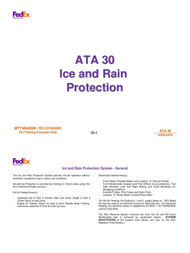 airbus 30 a300 a310 ice and rain valve window rh scribd com AABB Technical Manual Technical Document Example