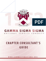 GSS - Chapter Consultant Guide