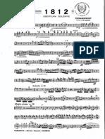 1812 OVERTURE TCHAIKOVSKY ARR IZQUIERDA Oboe