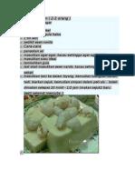 Basic Lychee Pudding