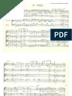 Η ΗΧΩ (THE ECHO) - ΑΛ. ΑΙΝΙΑΝ (choral music- score)
