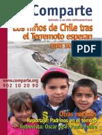 15- Los niños de Chile tras el terremoto, esperan una solución