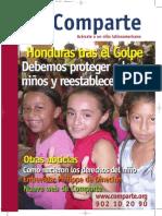 14- Honduras tras el golpe, debemos proteger a los niños
