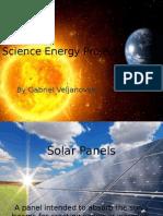 science energy