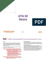 Airbus 52 A300 A310 Doors
