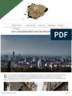 BlogBohème Germania_Ottobre 2015_ArteinCitta
