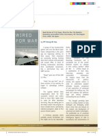Wired for War Book Review by Chong Shi Hao