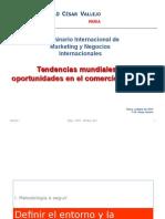 Comercio Exterior- Hugo Guerra