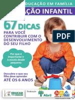Guia Da Educação Em Família Educação Infantil
