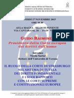 Bozza Locandina Raimondi