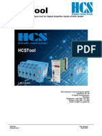 HCSTool User Manual R1.2