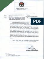 Surat Pernyataan Dan Surat Pendaftaran