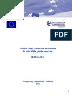 CoI Moldova 2014_ro