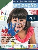 Guia Da Educação Em Família Alfabetização