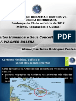 2015-09-02_Nadage Dorzema y Otros vs. República Dominicana_APRESENTAÇÃO