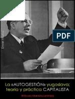 La autogestión yugoslava
