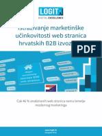 Istrazivanje Hrvatski Izvoznici 2015 Logit
