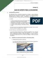 Manual Materiales Aporte Soldadura Procesos Soldaduras Tecsup