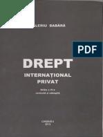 Drept International Privat PARTEA GENERALA