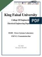EE481 Exp2