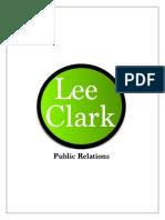 Lee Clark - PR Campaign for Gigabites